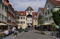 In der Altstadt von Meersburg