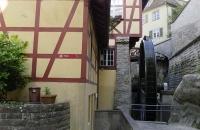 Wasserrad in Meersburg