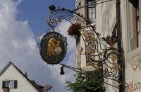 Zunftschild in Meersburg