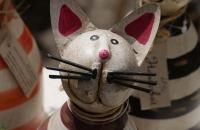 Katze in Meersburg