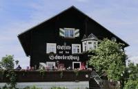 Die Gaststätte auf der Schwedenschanz
