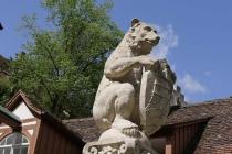 Löwe in Meersburg