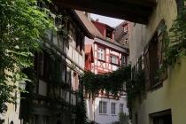 Alte Häuser in Meersburg