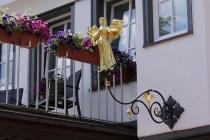 Goldener Engel in Tettnang