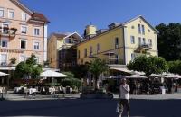 Hotels am Hafen von Lindau