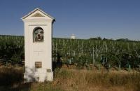 Bildstock und Rochuskapelle