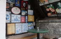 Trinkplatz im Freien :-)