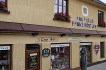 Altes Kaufhaus in Bad Mitterndorf