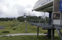 Bergstation des Tauplitz-Sessellift