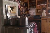 Küche der Trawenghütte