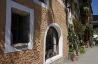 Alte Häuser in Hallstatt