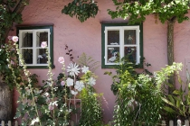 Altes Haus in Hallstatt