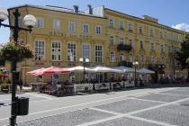 """Das Hotel """"Zur Post"""" in Bad Ischl"""
