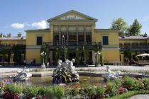 Die Kaiservilla in Bad Ischl