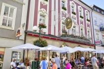 Das bekannte Cafe Zauner