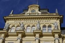 Post und Telegrafenamt in Bad Ischl