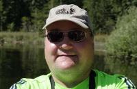 Ein Seeräuber am Toplitzsee :-)