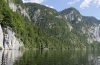 Landschaft am Toplitzsee