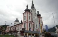 Die Basilika in Mariazell