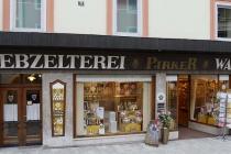 Eine von vielen Lebzeltereien in Mariazell