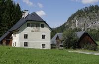 Ein scheinbar verlassenes Haus