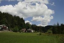 Weolkenstimmung nahe Mariazell