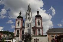 Wieder bei der Basilika