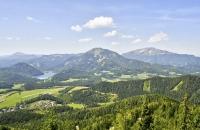 Blick über das Ötscherland
