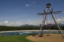 Wassersportanlage auf de Bürgeralpe