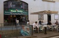 Hier aß ich zum Mittag