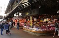 Bekannter Markt nahe der La Rambla