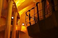 Lichtstimmung in der Sagrada Família