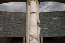 Eingang zur Sagrada Família