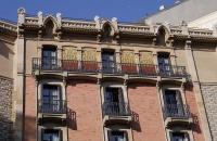 Gebäude auf der Passeig de Gràcia