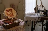 Dienstmädchenzimmer in der Casa Milà
