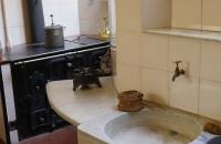 Küche in der Casa Milà