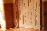 Tür in der Casa Batlló