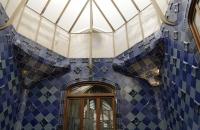 Innenhof der Casa Batlló