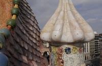 Wasserturm der Casa Batlló