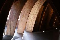 Dachboden der Casa Milà