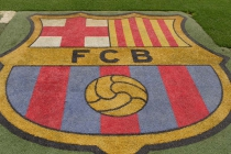 Wappen des FC Barcelona