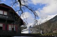 Winterlandschaft auf der Hungerburg