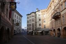 Im Innsbrucker Zentrum