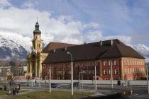 Altes Gebäude nahe dem Bergisel