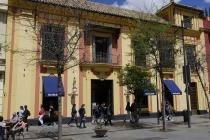 Das Hardrock Cafe von Sevilla