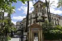 Schönes, altes Hotel