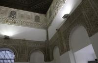Decke in einem der Räume im Alcazar