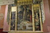 Mehrere Gemälde im Alcazar