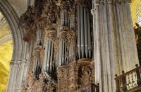 Einige, wenige von den 7000 Orgelpfeifen