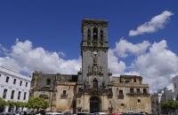 Turm in Arcos De La Frontera